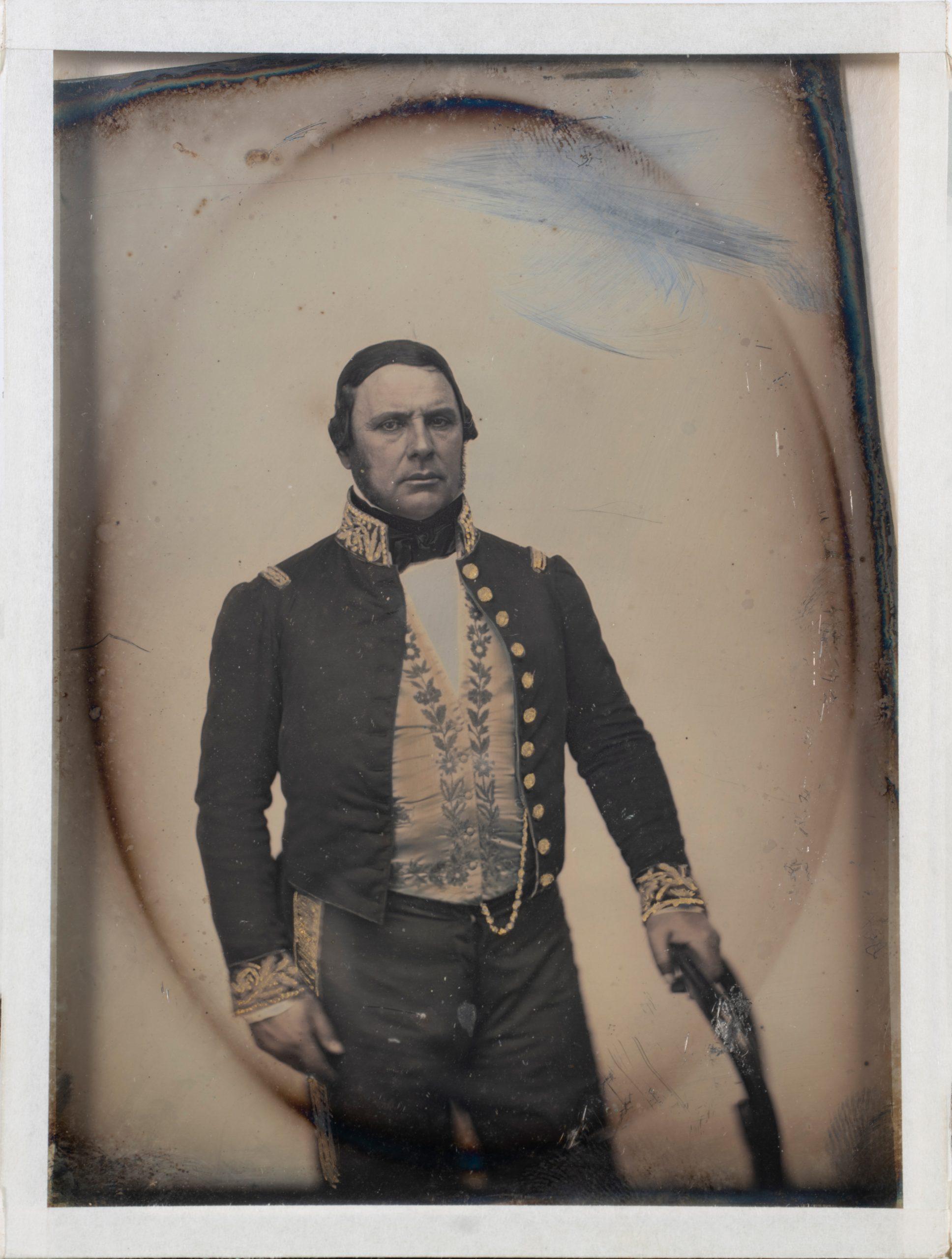 Retrato de Justo José de Urquiza. Museo Histórico Nacional.